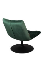 Dutchbone Bar velvet fauteuill