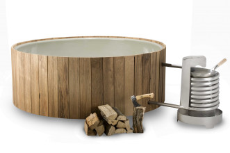 Weltevree Dutchtub Wood hottub