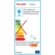 Artemide Meteorite 15 Tavolo tafellamp