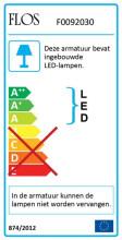 Flos Aim Small hanglamp LED