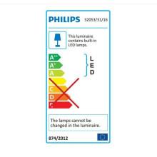 Philips Baume badkamerlamp LED
