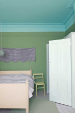 Farrow & Ball Hout- en metaalverf binnen Cabbage White (269)