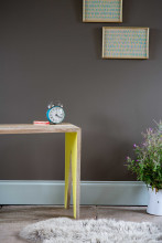 Farrow & Ball Hout- en metaalverf binnen Salon Drab (290)
