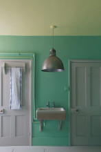 Farrow & Ball Krijtverf Arsenic (214)