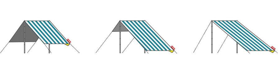 Fatboy Miasun tent