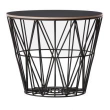 Ferm Living Wire Basket deksel opbergmand small