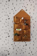 Ferm Living House Wall opberger