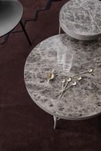 Ferm Living Marble bijzettafel large 70