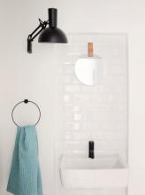 Ferm Living Enter spiegel small naturel