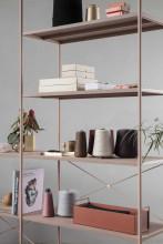 Ferm Living Punctual shelving system stellingkast 1x6