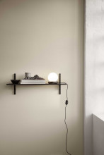 Ferm Living Sector Shelf wandplank single wide