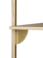 Ferm Living Sector Shelf wandplank L/S