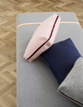Ferm Living Turn Daybed bank Wool naturele band