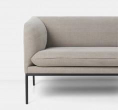 Ferm Living Turn Sofa bank Cotton