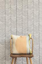 Ferm Living Herringbone behang