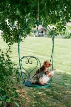 Fermob 1900 schommelstoel