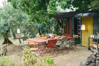 Fermob Bistro Naturel tuinstoel