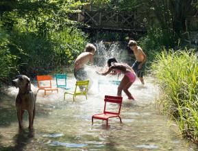 Fermob Luxembourg kinder tuinstoel