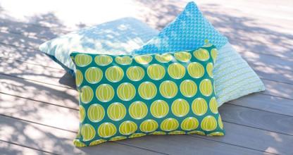 Fermob Melons outdoor kussen 68x44