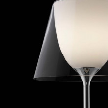 Flos Ktribe T1 tafellamp glas