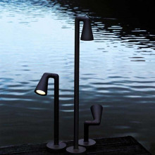 Flos Belvedere Spot Single F2 vloerlamp LED 3000K