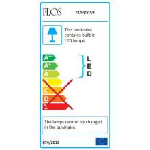 Flos Captain Flint vloerlamp LED