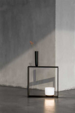 Flos Gaku tafellamp wireless zwart