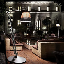 Flos Superarchimoon Outdoor vloerlamp