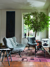 Kartell Foliage fauteuil