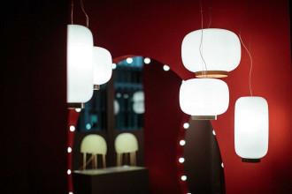 Foscarini Chouchin Reverse 3 hanglamp LED niet dimbaar