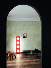 Foscarini Dolmen vloerlamp LED