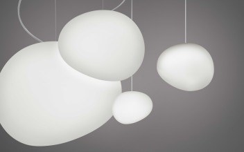 Foscarini Gregg media MyLight hanglamp LED dimbaar Bluetooth
