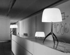 Foscarini Lumiere 25th Grande tafellamp met dimmer