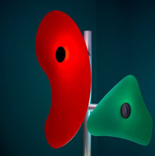 Foscarini Orbital vloerlamp