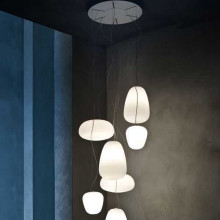 Foscarini Rituals 1 MyLight hanglamp dimbaar Bluetooth