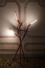 Foscarini Tuareg vloerlamp LED