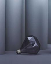 Frama Diamond Lights Halogeen lichtbron E27 15W smoke dimbaar