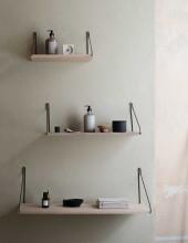 Frama Shelf White wandplank 60x20