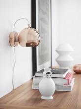 Frandsen Tweedekansje - Ball wandlamp LED messing