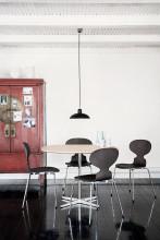Fritz Hansen Ant stoel gekleurd essen