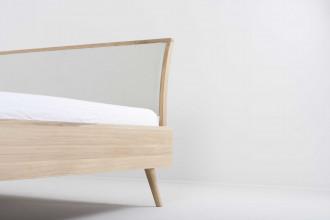 Gazzda Ena bed 180x200 whitewash