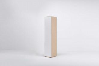 Gazzda Ena Modulair - rechts planken 50x55x222 whitewash