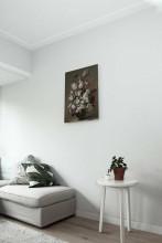 KEK Amsterdam Golden Age Flowers 4 wandpaneel hout