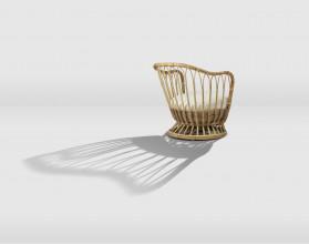 Gubi Grace fauteuil Dedar karakorum 001