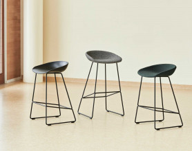 Hay About a Stool AAS39 barkruk zithoogte 75 cm