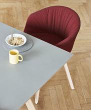 Hay Copenhague tafel CPH30 gelakt eiken 200x90