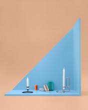 Hay Lup Triangle kandelaar