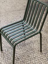 Hay Palissade tuinset 170x90 tafel + 4 stoelen (armchair)