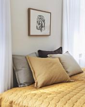 Hay Mega Dot bedsprei 235x245