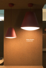 Hay Sinker hanglamp LED small 1,5m